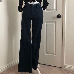 Urban Outfitters High Rise Flare Jeans